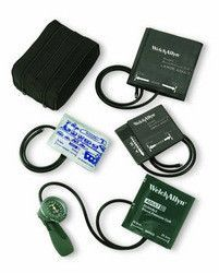 DS66 Aneroid w/Print MultiCuff Kit 4 Reusable One-Piece Cuffs