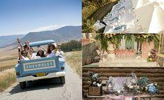 Desde la decoración o el catering, al coche nupcial... Vip Comunicación mima sus bodas. © VIP Comunicación Weeding & Event Planners