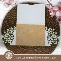 Laser cut invitations template free designs every day. Laser Cut Wedding Invitations, Invites, Laser Cut Invitation, Single Tree, Mothers Day Cards, Kids Decor, Laser Cutting, Free Design, Envelope
