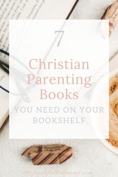 7 christian parenting books you need on your bookshelf raising godly children in a broken world Christian Parenting Books, Best Parenting Books, Foster Parenting, Gentle Parenting, Parenting Teens, Parenting Advice, Parenting Quotes, Natural Parenting, Online Parenting Classes
