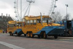 Why The Hell Do People Go On Duck Tours? - Are they all just quackers?