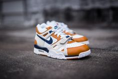 Nike Air Trainer 3 Premium Medicine Ball Detailed Look | Sole Collector