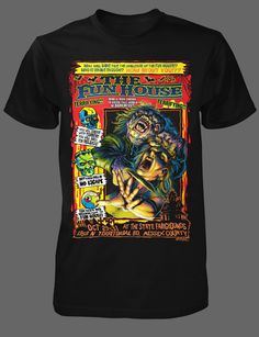 15b0cc67 The Funhouse FRIGHT-RAGS, Horror Shirts Horror Movie T Shirts, Movie Shirts,