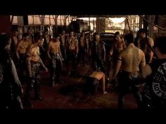 Great scene from the movie Once Were Warriors were Jake's son, Nick, is initiated into a gang. Plenty of tattoos. Once Were Warriors, Independent Films, Concert, Youtube, Movies, Horse, Draw, Indie Movies, Films