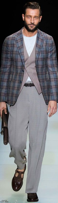 Giorgio Armani Spring 2016