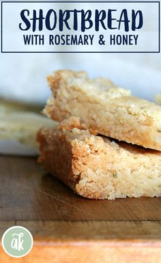 This shortbread, made in the food processor, has that sweet-salty dynamic, but also a hint of rosemary, a savory touch that might lead you to eat ten of them. Be warned! Rosemary Shortbread Cookies, Shortbread Recipes, Melissa Clark, Baking Recipes, Cookie Recipes, Dessert Recipes, Flour Recipes, Holiday Baking, Christmas Baking