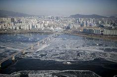 [Actualidad] La ola de frío continua en Corea del Sur - XiahPop