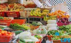Produce, Day trip to Cheung Chau, Hong Kong, Uncontained Life