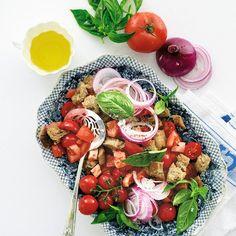 5 δροσερές σαλάτες για το τραπέζι σας ? κουζινα › αφιερώματα    ELLE