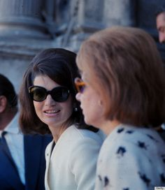 Kennedy brought Lilly Pulitzer, little black dresses, three-quarter sleeves, big sunglasses, jeweled sandals and silk scarves to the masses....