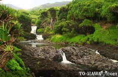 seven sacred pools maui   Oheo Gulch (Seven Sacred Pools), Maui