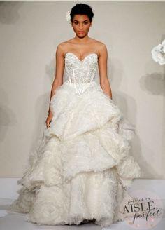 615afe46443 Wedding Dresses  Pnina Tornai 2013 Collection