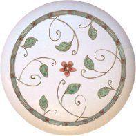 Interior Design Style: Arts and Crafts Industrial Revolution, Kitchen Handles, Knob, Decorative Plates, Arts And Crafts, Interior Design, Kitchen Designs, Flower, Stone