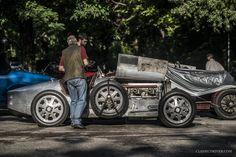 Rain starts play at the International Bugatti Rally   Classic Driver Magazine