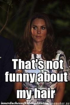 At All (The Inner Duchess of Kate Middleton)