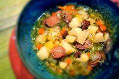 Irish Potato and Cabbage
