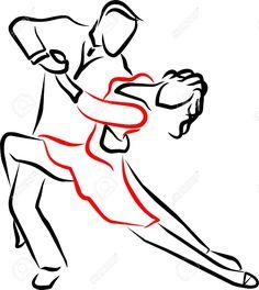 Me agrada bailar y admirar todo espectáculo que se relacione con esta disciplina, en especial la danza folklorica de nuestro país Zouk Dance, Art Sketches, Art Drawings, Tango Art, Dance Logo, Dancing Figures, Tango Dancers, Dancing Drawings, Shall We Dance