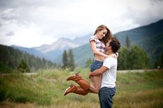 Romance in the mountains by carolcardwellphotography.com