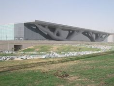 QATAR CONVENTION CENTRE, Doha, 2010 - Arata Isozaki