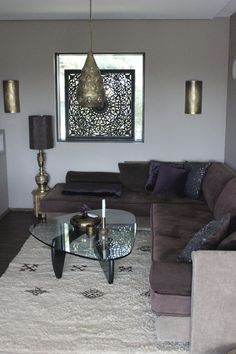Livingroom styled and designed by Stine Steen for Maison Malou. www.ByMalou.no