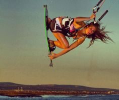 Marie Switala Kiteboarding by www.Adoscool.com Collection kite surf girl by adoscool.com 2015