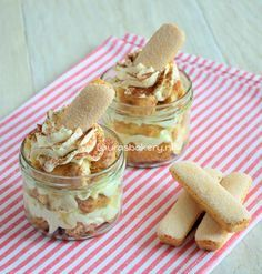 Snelle Tiramisu - Laura's Bakery Paar druppeltjes amaretto erbij!