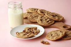 If you are always disappointed that you chocolate chip cookies don't have the texture you are looking for, read this! Tips and tricks to edit your cookie recipes to your own preference!