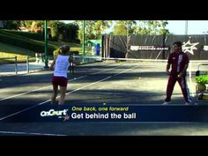 Tennis footwork-Footwork drill with Emilio Sanchez - YouTube