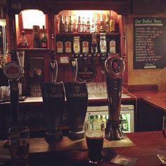 Mulligans Original Irish Pub, Geneva, Switzerland