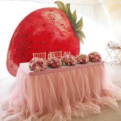 цветы и декор. (@crazynevesta) в Instagram: «Клубничный август. #свадьба #свадебныйдекор #свадьбавмоскве #свадебноеоформление #оформление…»