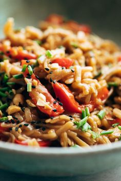 Are noodles the best or are noodles the best? They are the actual best. You can build almost any type of meal around almost any type of noodles. God bless…