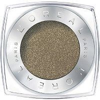 L'Oreal Infallible Eyeshadow - Endless Sea - highly pigmented comparable to MAC, check out all of the colors Turquoise Eye Makeup, Sparkly Eye Makeup, Turquoise Eyes, Blue Eye Makeup, Sparkle Eyeshadow, Blue Eyeshadow, Makeup Eyeshadow, Drugstore Makeup, Teal Eyes