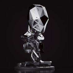 Art of Vitaly BulgarovMore robots here.