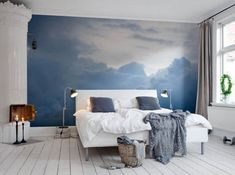 Papier Peint panoramique Ciel rebel Walls
