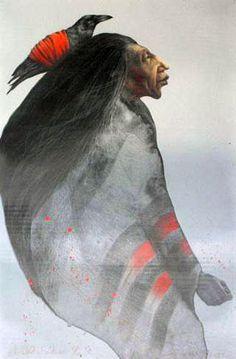 "Frank Howell ""Lakota Sisters"""