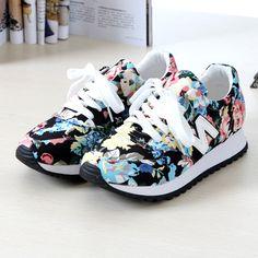 Encontrar Más Moda Mujer Sneakers Información acerca de Zapatillas de Canvas…
