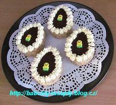 Velikonoční dortíčky