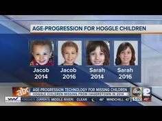 Age progression shows missing Hoggle children at current ages Middle River, Age Progression, Lost People, Abs, Technology, Children, Youtube, Tech, Young Children