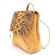 www.havspring.no Bow Ties, Cork, Bucket Bag, Stripes, Backpacks, Handbags, Purses, Lady, Portugal