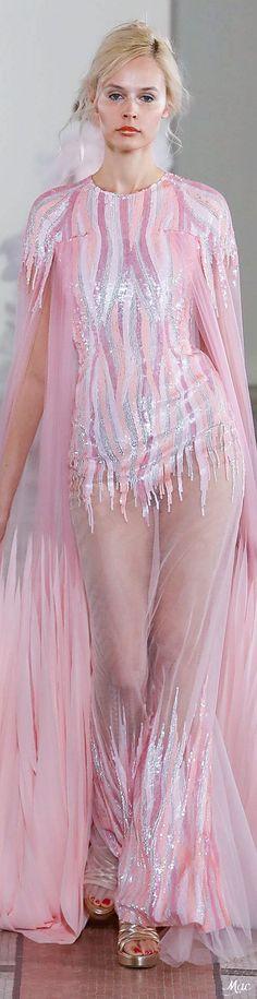 Georges Chakra, Spring Fashion, High Fashion, Rose Quartz Serenity, Haute Couture Paris, Pantone Color, Color Trends, Glamour, Evening Gowns