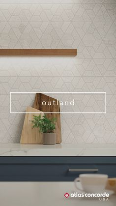 Outland combines the deep effect of limestone grains with the white sandstone quartz inserts to deliver an amazing three-dimensionality to your surface, while creating a modern appeal. Create beautiful tile backsplashes. #naturalstonebacksplash #stonetilebacksplash #naturalstonelooktile #stonelooktile #inspiringtiledesign #tileinspiration #stonewalltiles #bathroommosaictileideas #tilebacksplash Natural Stone Backsplash, Stone Look Tile, Wine Cabinets, Concorde, Tile Ideas, Tile Design, Porcelain Tile, Kitchen Inspiration, Three Dimensional
