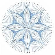 Résultats de recherche d'images pour «string art patterns»