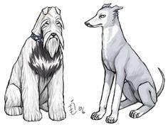 Yamamoto as a dog