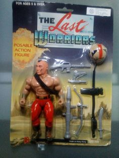 Skarvski The Last Warrior, Warriors, Video Game, Action Figures, Retro, Games, Tv, Movies, Ebay