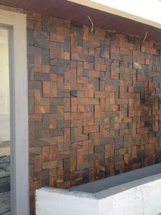 Wall Cladding Interior, Wooden Wall Cladding, Wooden Wall Panels, Wood Panel Walls, Wooden Walls, Wooden Accent Wall, Wooden Wall Decor, Wood Home Decor, Wood Wall Design