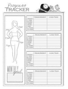 pin weight loss chart template on pinterest  tlc