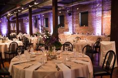 Moulin Events on Chouteau in St. Louis.  They offer event space in the restored Centennial Malt House.  The interior has high ceilings, arched windows and exposed brick.  The Malt Cellar in the lower level was originally used as the entry to the tunnels for the Schnaider Brewery. #BSLVenues