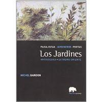 HABLEMOS DE JARDINES: LIBROS SUGERIDOS PARA COMPRAR EN EL DIA DEL LIBRO 2013