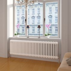 If you like traditional stylish radiators, you need to see the white triple panel colosseum radiator. A classic column radiator style, with optimum heat output. Bedroom Radiators, Column Radiators, Traditional Radiators, Horizontal Radiators, Room Feng Shui, Living Room Decor Traditional, Fireplace Remodel, Bedroom Fireplace, Houses