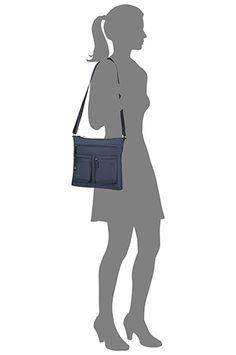 Samsonite Move 2.0 Plochá taška přes rameno na iPad Tmavě modrá c73833557f